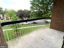 Balcony - 2207 GREENERY LN #103-8, SILVER SPRING