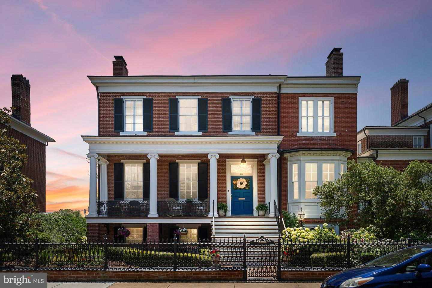 Single Family Homes for Sale at Fredericksburg, Virginia 22401 United States