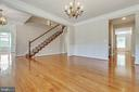 Two Story Foyer Welcomes You Home - 15879 FROST LEAF LN, LEESBURG