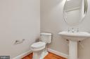 Main Level Powder Room - 15879 FROST LEAF LN, LEESBURG