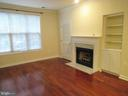Living Room - 1320 N WAYNE ST #101, ARLINGTON