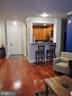 View from Living Room - 1320 N WAYNE ST #101, ARLINGTON