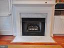Gas Fireplace - 1320 N WAYNE ST #101, ARLINGTON