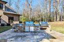 Outdoor Kitchen - 9811 AVENEL FARM DR, POTOMAC