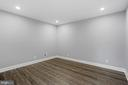 Bonus Room perfect for a home gym! - 105 MASHIE CT SE, VIENNA