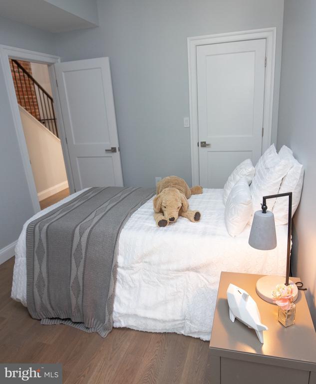 Bedroom #2 - 50 BRYANT ST NW, WASHINGTON