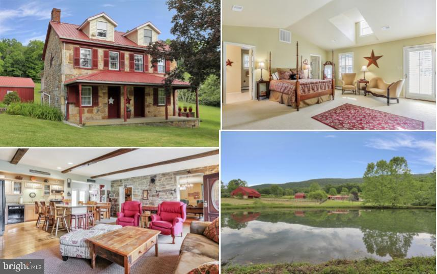Single Family Homes for Sale at Mercersburg, Pennsylvania 17236 United States