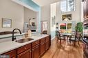 Bright & spacious kitchen - 6541 BOX ELDER LOOP, GAINESVILLE