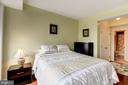 Light-filled Bedroom w/ Room for Queen-sized Bed - 616 E ST NW #1201, WASHINGTON