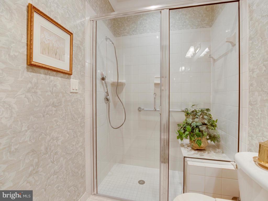 Walk- In Shower - 8853 WARM GRANITE DR #35, COLUMBIA