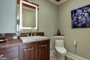 Powder Room - 2920 SOUTHWATER POINT DR, ANNAPOLIS