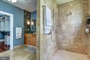 Master Bath and Walk-in Shower - 2920 SOUTHWATER POINT DR, ANNAPOLIS