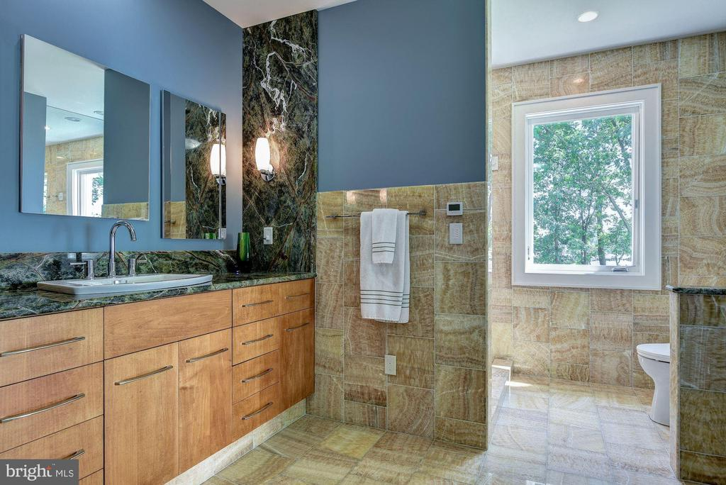 Master Bath & Walk-in Shower - 2920 SOUTHWATER POINT DR, ANNAPOLIS
