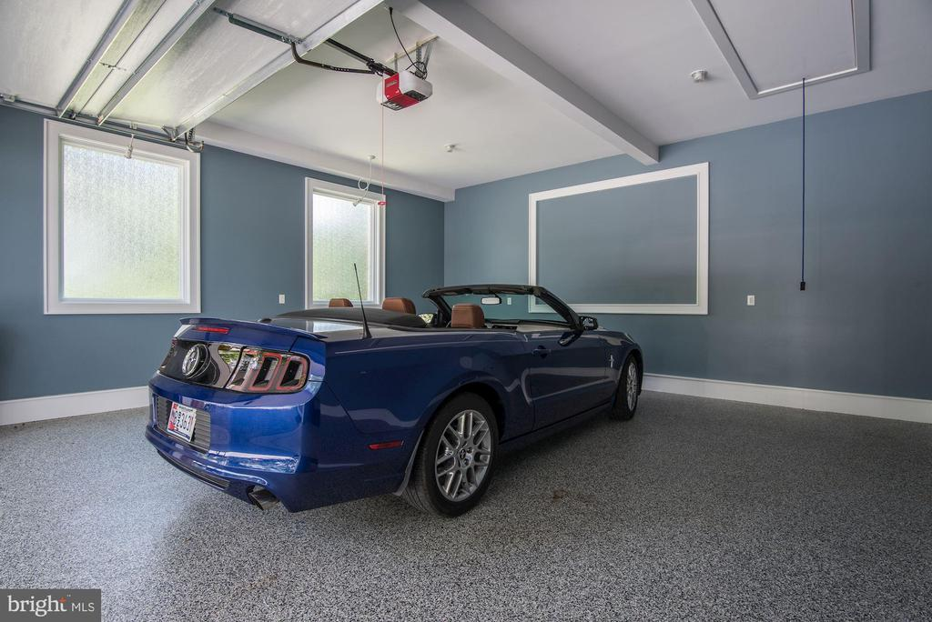 Fully Finished Garage w/Epoxy Floor - 2920 SOUTHWATER POINT DR, ANNAPOLIS