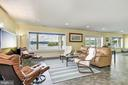 Lower Wateside Views thru Picture Window - 2920 SOUTHWATER POINT DR, ANNAPOLIS