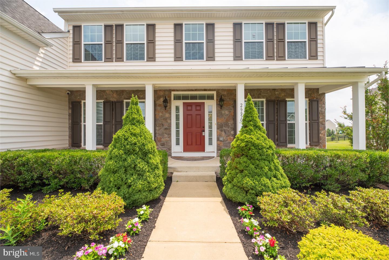 Single Family Homes para Venda às Chantilly, Virginia 20152 Estados Unidos