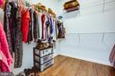 Plenty of closet space - 400 CONEFLOWER LN, STAFFORD