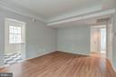Entry & Living Room - 1913 N RHODES ST #17, ARLINGTON