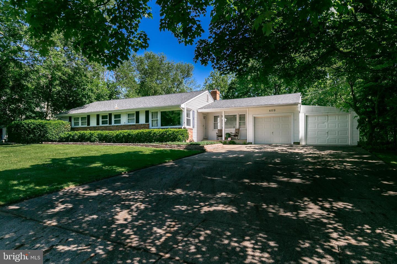 Single Family Homes por un Venta en Cinnaminson, Nueva Jersey 08077 Estados Unidos
