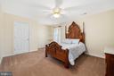 BEDROOM #2 W/BUILTINS - 228 ROCK HILL CHURCH RD, STAFFORD