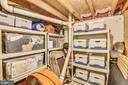 Storage Room - 21121 FIRESIDE CT, STERLING
