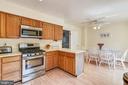 Kitchen - 21121 FIRESIDE CT, STERLING
