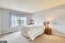 Master Bedroom - 21121 FIRESIDE CT, STERLING