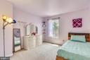Second Bedroom - 21121 FIRESIDE CT, STERLING