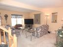 Huge Living Rm, room for Dining Rm if desired - 4301 CIDER BARREL CT, FREDERICKSBURG