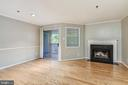 Living/Dining Room - 1504 LINCOLN WAY #404, MCLEAN