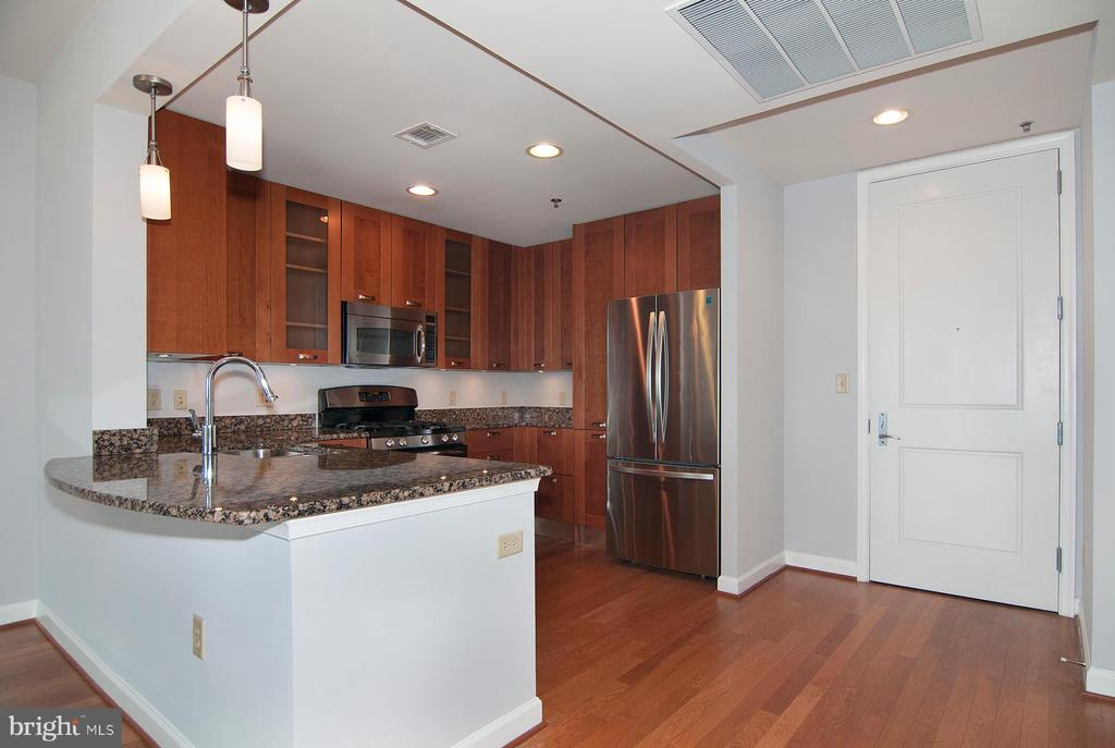 Entrance to your home - 5750 BOU AVE #1508, NORTH BETHESDA