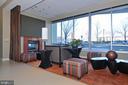 Lobby sitting area - 5750 BOU AVE #1508, NORTH BETHESDA