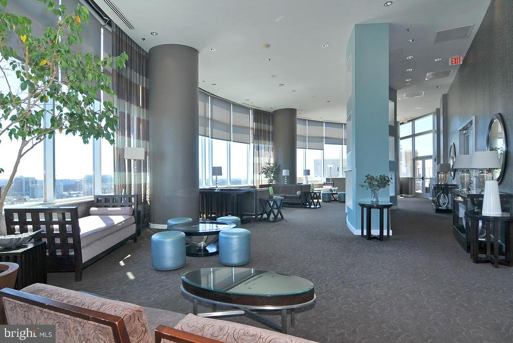 Roof top party room - 5750 BOU AVE #1508, NORTH BETHESDA
