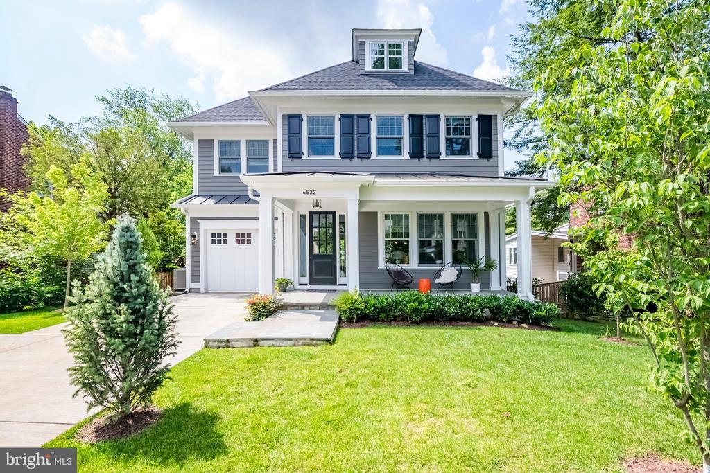 Amazing location! Newly built home in 2019! - 4522 CHELTENHAM DR, BETHESDA