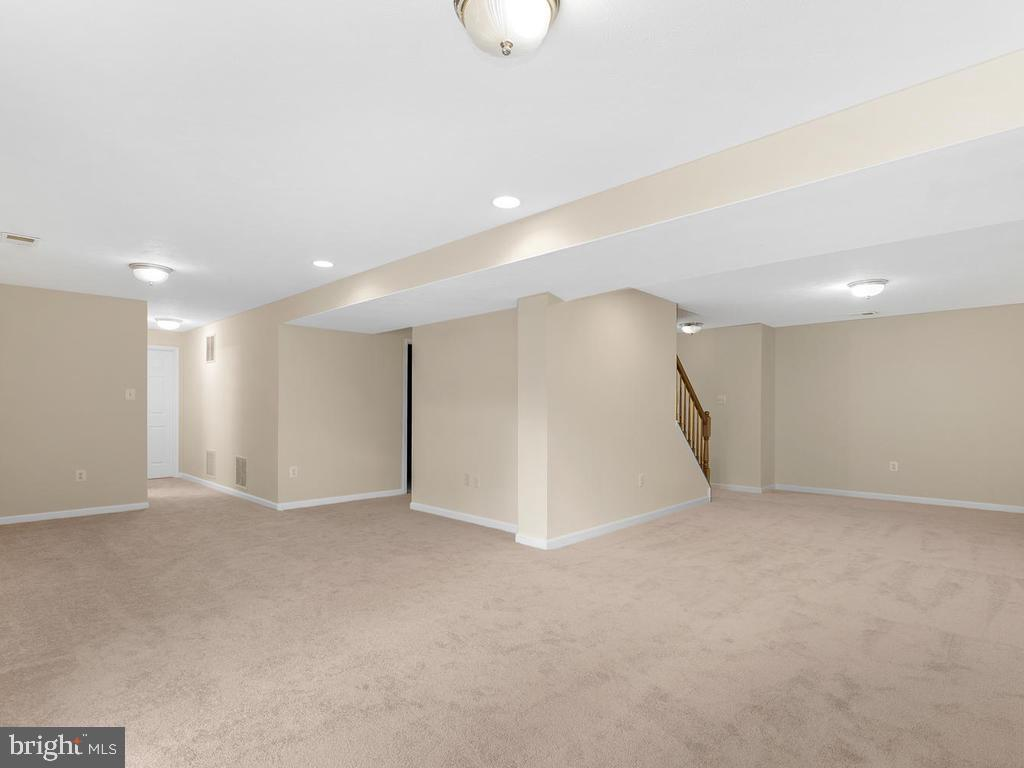 Well Lite and Includes Dble Wide Walk Up Stair - 43820 LAUREL RIDGE DR, ASHBURN