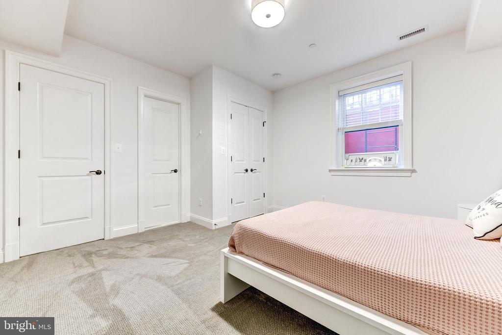 Bedroom #5 - 4522 CHELTENHAM DR, BETHESDA
