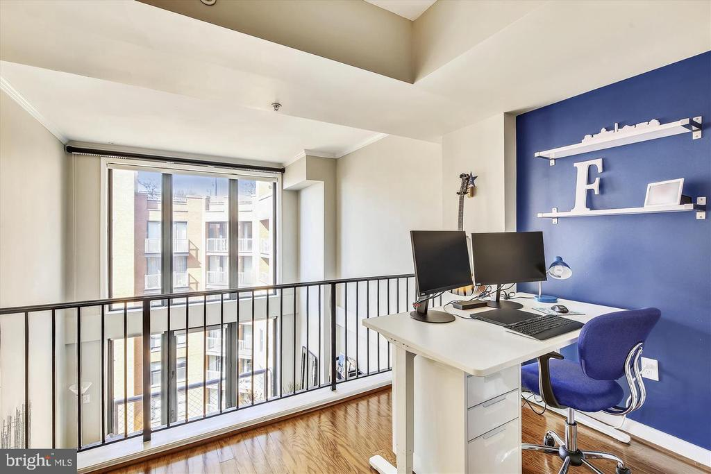 Open Loft - 616 E ST NW #1155, WASHINGTON
