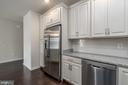Stainless steel appliances! - 23305 MILLTOWN KNOLL SQ #112, ASHBURN