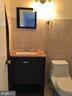 Separated half bath in MBR - 7443 LONG PINE DR, SPRINGFIELD