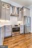 Kitchen - 602 E ST SE #A, WASHINGTON