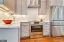 Stainless Bosch Appliances - 602 E ST SE #A, WASHINGTON