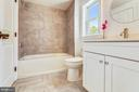 2nd Full Bathroom - 602 E ST SE #A, WASHINGTON