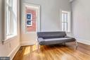 Third Bedroom or Office (or Both) on Main Level - 602 E ST SE #A, WASHINGTON