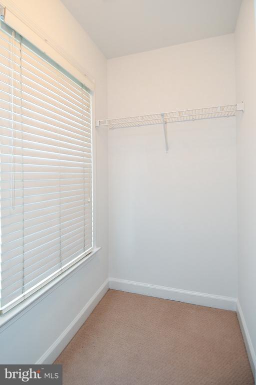 Second Bedroom Closet - 605 7TH ST SW, WASHINGTON