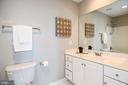 Loft Bathroom - 605 7TH ST SW, WASHINGTON