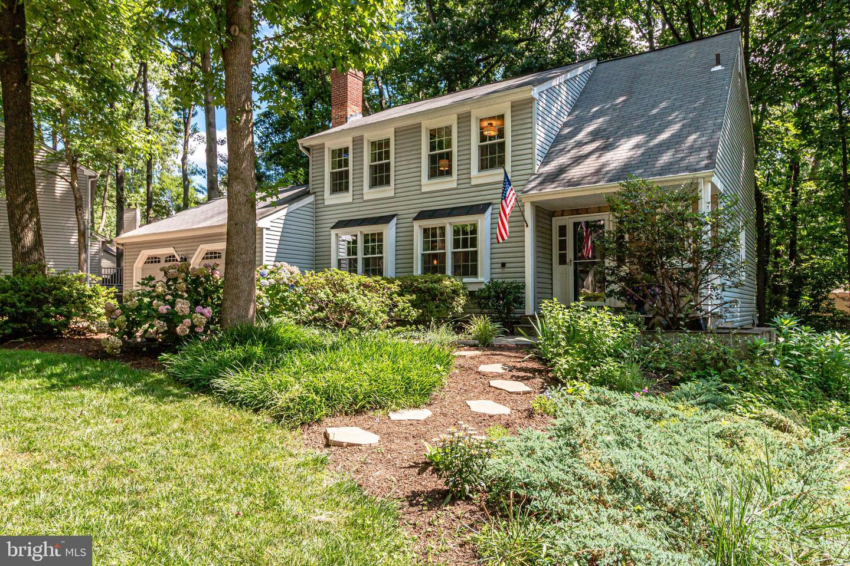 Single Family Homes 용 매매 에 Burke, 버지니아 22015 미국