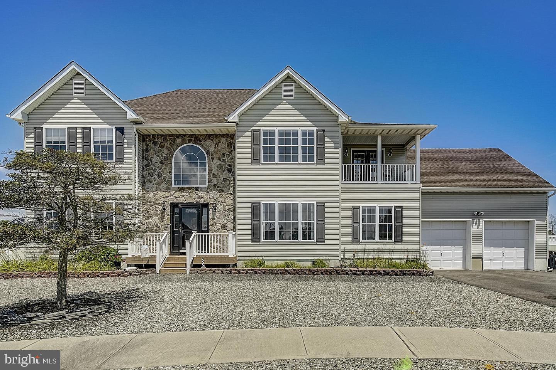 Single Family Homes för Försäljning vid Forked River, New Jersey 08731 Förenta staterna