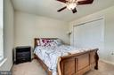 2nd Bedroom (3rd Level) - 4242 MEYERS RD, TRIANGLE