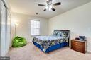 4th Bedroom (3rd Level) - 4242 MEYERS RD, TRIANGLE