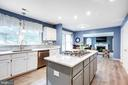 The chef in you will love this kitchen - 348 EUSTACE RD, STAFFORD
